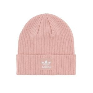 NEW Adidas Pink Trefoil Beanie Winter Hat